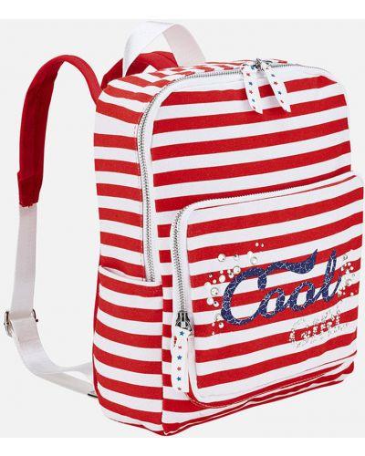 Рюкзак красный Mayoral
