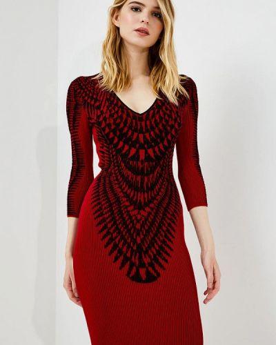 Платье с длинными рукавами осеннее Just Cavalli