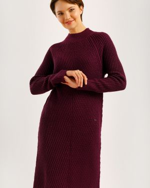 Платье платье-сарафан шерстяное Finn Flare