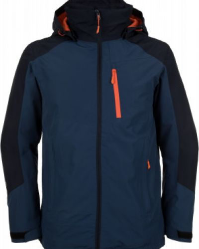 Утепленная куртка с капюшоном спортивная Icepeak