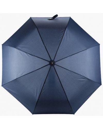 Синий складной зонт Fabretti