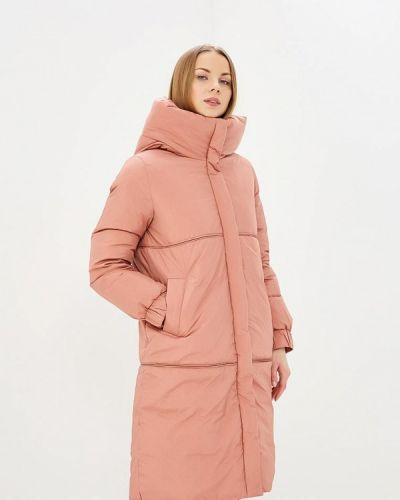 Зимняя куртка осенняя розовая Acasta