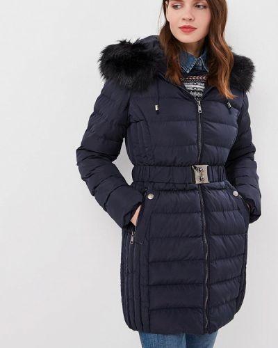Синяя куртка Softy