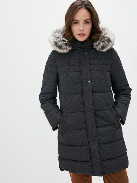 Зимняя куртка осенняя серая Gerry Weber