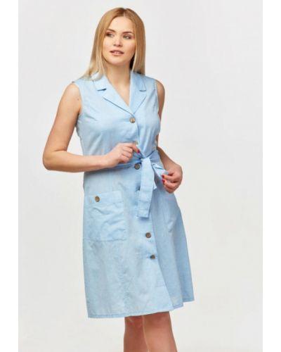 Платье платье-рубашка весеннее Campione