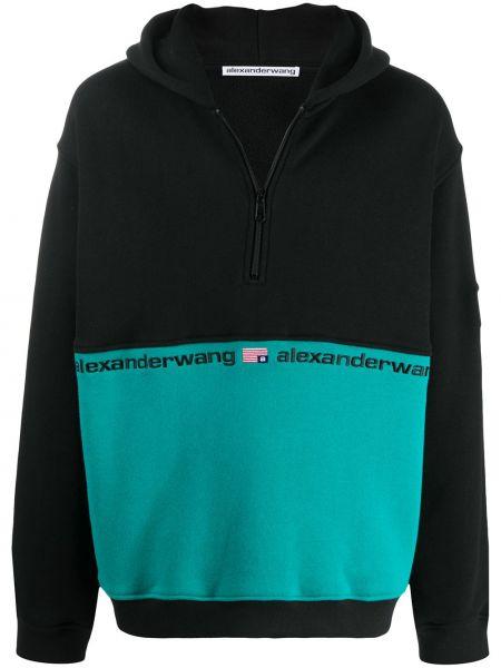 Bluza dresowa - czarna Alexander Wang