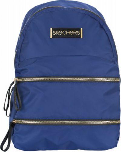 Рюкзак спортивный на молнии нейлоновый Skechers