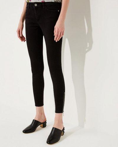 Черные джинсы-скинни Michael Michael Kors