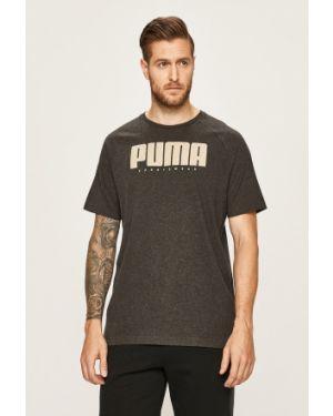 Koszula z wzorem wełniany Puma