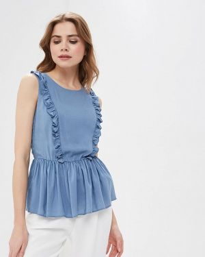 Блузка - голубая Prio