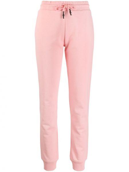 Sportowe spodnie z kieszeniami z haftem Mcq Alexander Mcqueen
