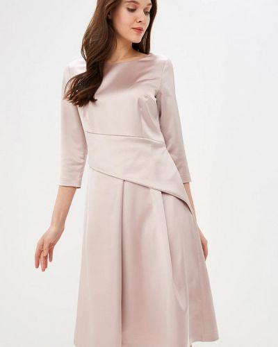 Вечернее платье - розовое Emi