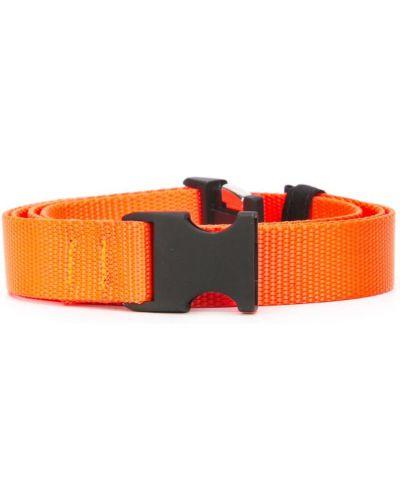 Оранжевый ремень The Celect