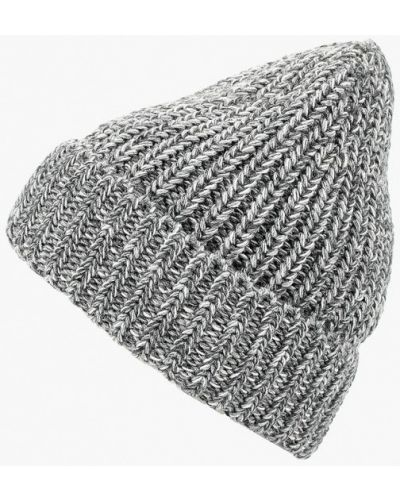 Серая шапка осенняя Mascotte