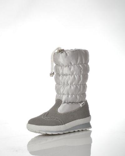 Ботинки на каблуке на каблуке темно-серый Jog Dog