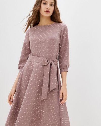 Повседневное платье - розовое Shovsvaro