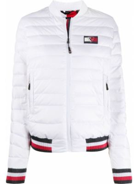 Куртка на молнии с карманами Tommy Hilfiger