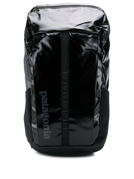 Черный рюкзак Patagonia