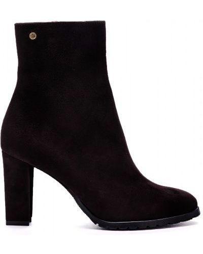 Ботинки замшевые замшевые Modus Vivendi