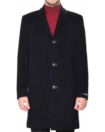 Пальто шерстяное кашемировое Lagerfeld