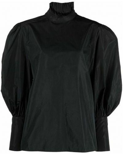 Czarna koszula Alberta Ferretti