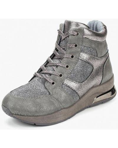 Высокие кроссовки из искусственной кожи Saivvila