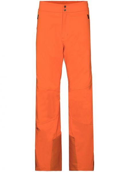 Горнолыжные брюки - оранжевые Kjus