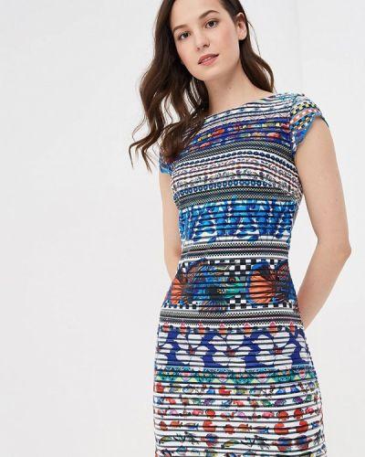 Платье весеннее индийский Desigual