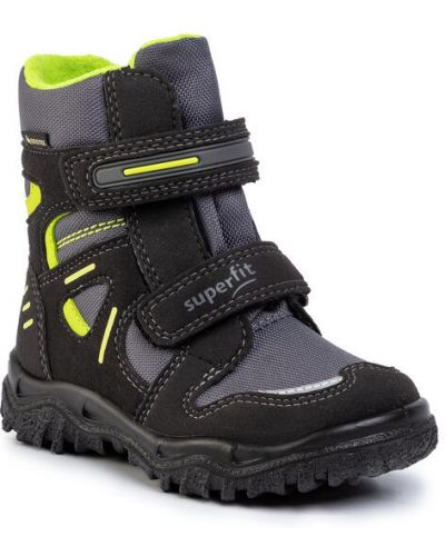 Czarne sneakersy Superfit