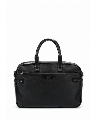 Кожаная сумка черная турецкий Bond Non