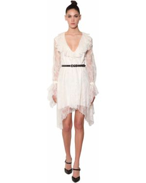 Платье с V-образным вырезом на молнии Philosophy Di Lorenzo Serafini