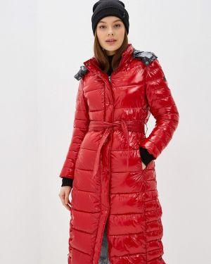 Утепленная куртка - красная Oakwood