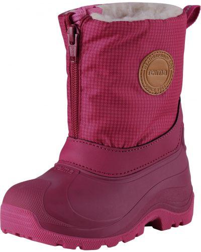Сапоги розовый Reima
