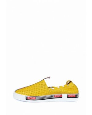 Желтые слипоны Blizzarini