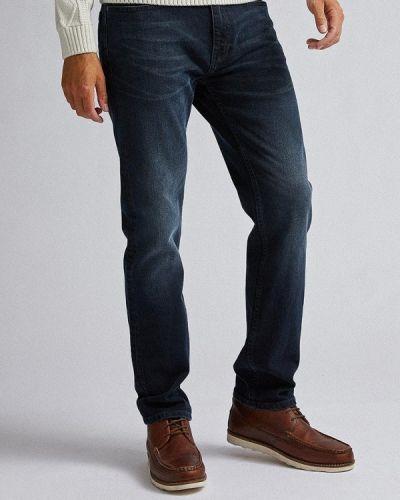 Прямые джинсы синий Burton Menswear London