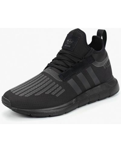 Черные кроссовки низкие Adidas Originals