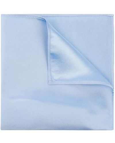 Niebieska poszetka Monti