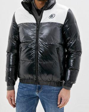 Зимняя куртка утепленная черная Dissident