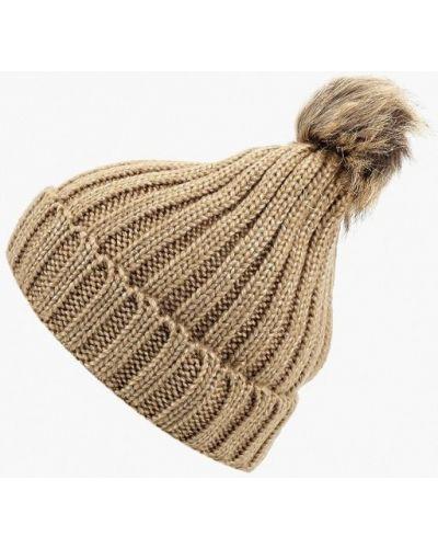 Бежевая шапка Acoola