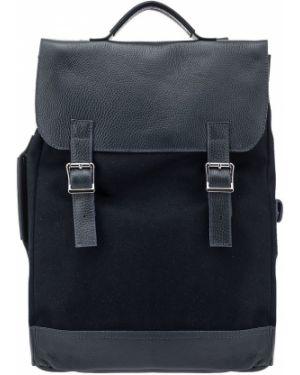 Кожаный рюкзак городской вместительный Kokosina