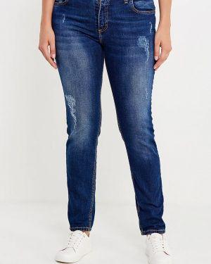Синие джинсы-скинни Kitana By Rinascimento
