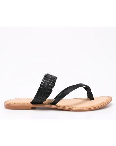 Черные сандалии кожаный Vero Moda