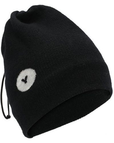 Черная шапка шерстяная Yohji Yamamoto