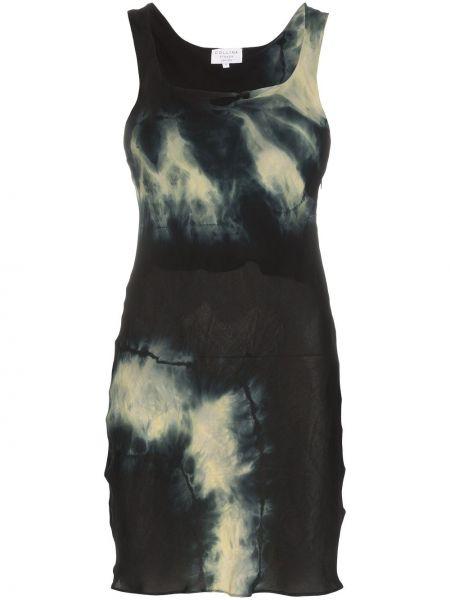Sukienka mini - czarna Collina Strada