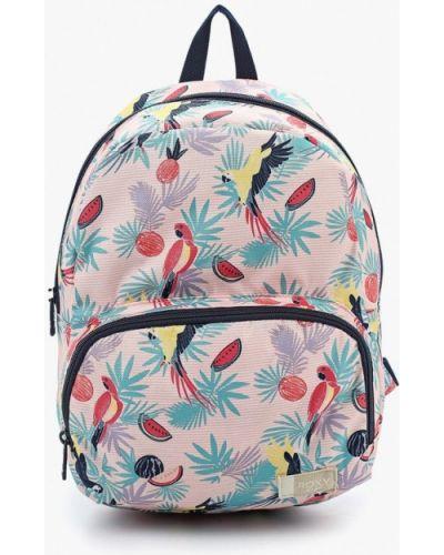 Рюкзак розовый Roxy