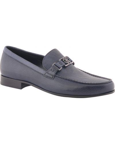 Синие туфли Roberto Cavalli