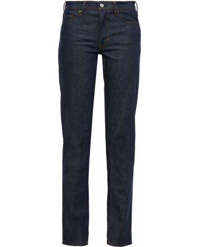 Джинсовые прямые джинсы Acne Studios