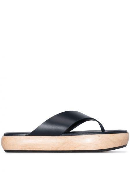 Sandały skórzany włoski Neous