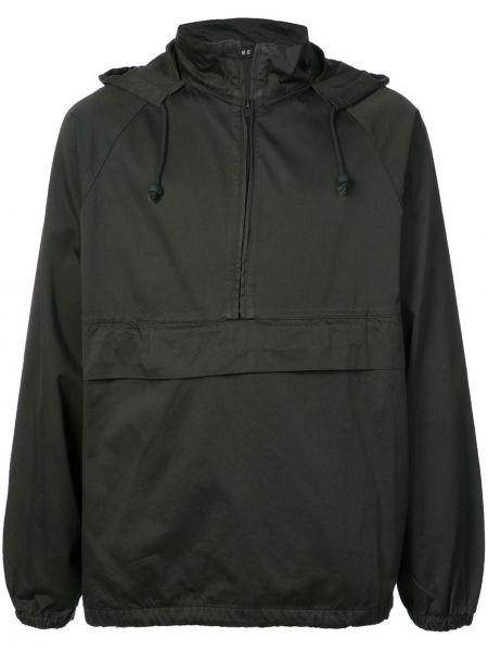 Brązowa kurtka bawełniana Yeezy