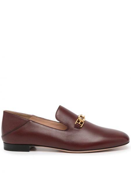 Красные туфли на каблуке Bally